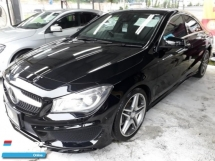 2016 MERCEDES-BENZ CLA 180 AMG SPORT PKG CBU JAPAN NEW ARRIVAL ON SALE!