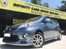 2012 PERODUA ALZA 1.5 EZ FULL LOAN PRICE CAN BE NEGO