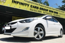 2015 HYUNDAI ELANTRA 1.6 GLS FACELIFT LEATHER SEAT PUSH START