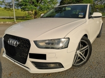 2014 AUDI A4 1.8T QUATTRO 8Speed FACELIFT(A)100% LOOON