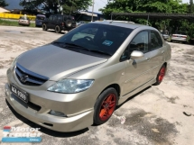 2007 HONDA CITY 1.5 (A) VTEC URGENT SALE!!!