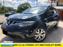 2013 NISSAN MURANO XL SPEC PUSH START LOW MILS TIP TOP ONE MALAY DOCTOR OWNER