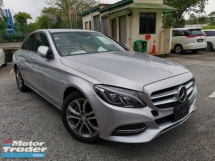 2017 MERCEDES-BENZ C-CLASS C200 AVANTGARDE LOW MILEAGE/LAST UNIT - UNREG