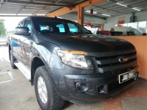 2014 FORD RANGER 2.5 XL TDI 4X4 DOUBLE CAB