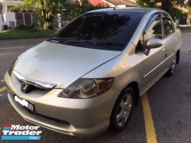 2005 HONDA CITY 1.5 IDSI (A)