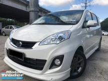 2015 PERODUA ALZA 1.5 SE MPV TIP TOP CONDITION FULL LOAN OTR AVAILABLE
