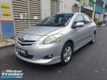 2007 TOYOTA VIOS 1.5 S (A) 5 Years Loan