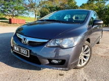 2011 HONDA CIVIC 2.0 (A) FD FULL SPEC LEATHER SEAT