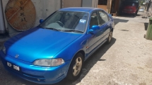 1995 HONDA CIVIC 1.6 (M) Fuel Injection