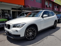 2013 BMW X1 SDRIVE18I Done 27k km Twin Turbo