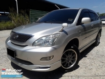 2007 TOYOTA HARRIER 2.4 (A) FULL LEATHER SEAT