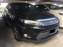 2014 TOYOTA HARRIER 2.0 Premium  Registered 2016