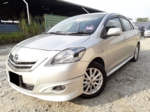 2014 TOYOTA VIOS 2014 Toyota VIOS 1.5 (A) FULL LEATHER SEAT