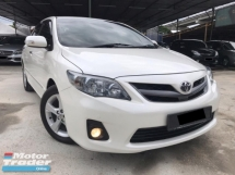 2010 TOYOTA COROLLA ALTIS 2.0 V SUPERB CONDITION FULL SPEC FACELIFT