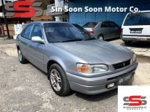 1996 TOYOTA COROLLA 1.6 SEG FULL Spec(AUTO)1996 Only 1 LADY Owner, LOW Mileage, TIPTOP, ACCIDENT-Free, DIRECT-Owner, NEGOTIABLE with FULL Spec