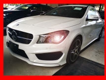 2014 MERCEDES-BENZ CLA 250 AMG 4MATIC - UNREG - GOOD CONDITION/LOW MILEAGE