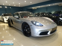 2017 PORSCHE CAYMAN 2.0 718 Genuine Mileage. HIGHEST Grade CAR. Provide WARRANTY. Porsche Carrera GTS TURBO M4 M5 RS4 RS