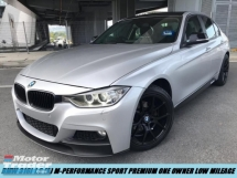 2016 BMW 3 SERIES 316I M-PERFORMANCE SPORT PREMIUM ONE OWNER LOW MILEAGE