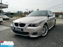 2006 BMW 5 SERIES BMW 520I 2.2 (A) M-SPORT CBU NEW
