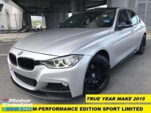 2016 BMW 3 SERIES 316I M-SPORT M=PERFORMANCE LIMITED EDITION LOCAL SPEC ORIGINAL LOW MILEAGE