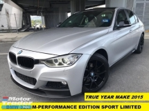 2016 BMW 3 SERIES 316I M-SPORT M=PERFORMANCE LIMITED EDITION LOCAL SPEC ORIGINAL LOW MILEAGE
