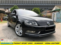 2014 VOLKSWAGEN PASSAT 1.8T SPORTY PLUS SUNROOF VIENA LEATHER SEAT FULL 12-WAY ELECTRIC ADJUSTABLE SEAT