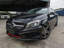 2014 MERCEDES-BENZ A250 AMG SPORT PANROOF FULL LEATHER OFFER UNREG
