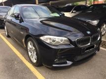 2012 BMW 5 SERIES 528I M-SPORTS CKD (Actual Year Make) 21K KM Done