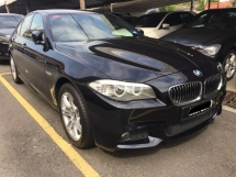 2012 BMW 5 SERIES 528I M-SPORTS CKD (Actual Year Make) 21K KM Done