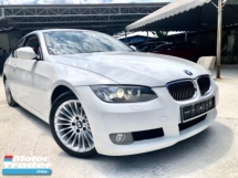 2010 BMW 3 SERIES E92 320CI 2.0 COUPE (A) 1 OWNER LIMITED SPORT VERSION