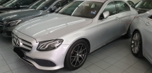 2016 MERCEDES-BENZ E-CLASS E200 AVANTGARDE ACTUAL YEAR MAKE WARRANTY TILL 2020