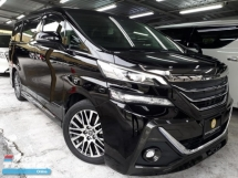 2015 TOYOTA VELLFIRE 3.5 ZAG EDITION RECN JAPAN ON SALES!