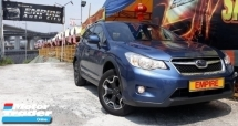 2014 SUBARU XV STI 2.0 ( A ) SPORT AWD !! FULL SUBARU SERVICE RECORD !! NEW FACELIFT !! PADDLE SHIFT !! 6 SPEEDS !! PREMIUM SUV FULL SPECS !! ( WXX 1600 ) 1 CAREFUL OWNER !!