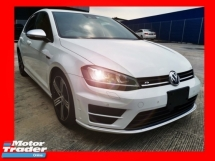 2014 VOLKSWAGEN GOLF R EDITION JAPAN SPEC UNREGISTERED - LAST UNIT - BEST DEAL IN TOWN