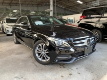 2014 MERCEDES-BENZ C-CLASS C180 AVANTGARDE ** PUSH START / MEGA SPEC / JAPAN SPEC ** FREE 2 YEAR WARRANTY ** GRAB IT NOW