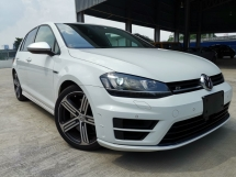 2014 VOLKSWAGEN GOLF R Japan Spec Unreg Sale Offer