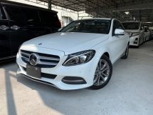 2014 MERCEDES-BENZ C-CLASS C180 AVANTGARDE ** PUSH START / MEGA SPEC / FREE 2 YEAR WARRANTY ** CALL NOW