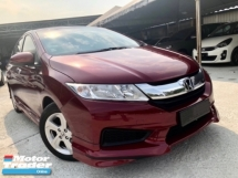 2016 HONDA CITY 1.5E (A) mileage 25km FUL SVR RECORD UNDER WARRANTY HONDA