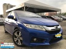 2016 HONDA CITY V (A) Ori Mileage 45k 100% Service Honda