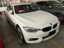 2015 BMW 4 SERIES 420i M Sport Grand Coupe 4 doors Electric Seats power boot japan Unregistered
