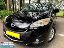 2012 MAZDA 5 2.0 (A) DUAL POWER DOORS [SELL BELOW MARKET]