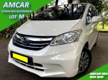 2012 HONDA FREED 1.5E I-VTEC (A) 2 POWER DOORS FACELIFT LEATHER