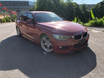 2014 BMW 3 SERIES 320d M Sport 2.0 Diesel Twin Power Turbo HARMAN KARDON PRE CRASH LANE ASSIST