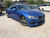 2014 BMW 4 SERIES 428i M Sport 2.0 Twin Power Turbo FULL LEATHER HARMAN KARDON SUNROOF