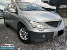 2009 SSANGYONG ACTYON EXDI 200 4WD ,KYRON 2.0 XDi (A)
