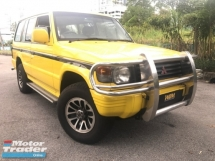 2000 MITSUBISHI PAJERO 2.4 (M) FUL SEVICE RECORD LIKE NEW