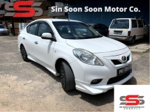 2012 NISSAN ALMERA 1.5 VL PREMIUM(AUTO)2012 Only 1 UNCLE Owner, 38K Mileage,TIPTOP,ACCIDENT-Free, DIRECT-Owner, SERVICE RECORD, DVD, GPS & REVERSE Cam