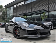 2017 PORSCHE 911 CARRERA S 3.0 Turbo Porsche UK Approved Pre Owned Front Axle Lift Rear Axle Steering LED Mega Specs