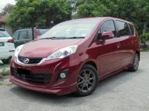 2014 PERODUA ALZA  1.5 SE Facelift TipTOP Condition LikeNEW