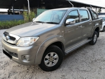 2011 TOYOTA HILUX 2.5 (A) DOUBLE CAB CONDITION OK